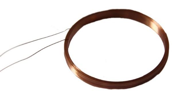 感应线圈对直流电的电阻几乎为零