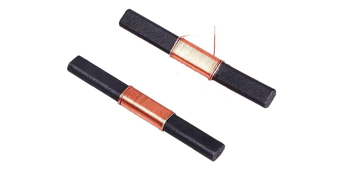 磁芯感应线圈的工作原理