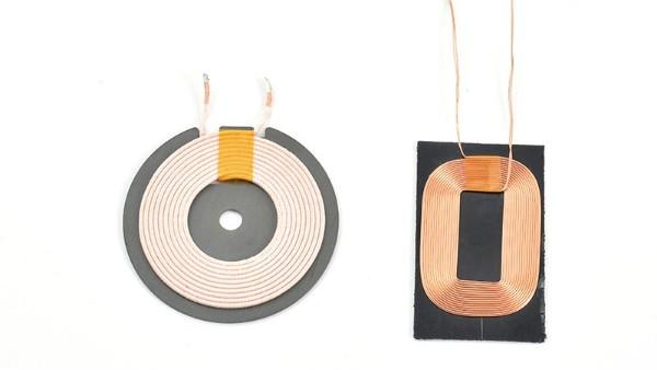 感应线圈磁片背胶如何合格?