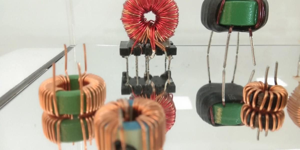 绕线电感器的生产制造方式
