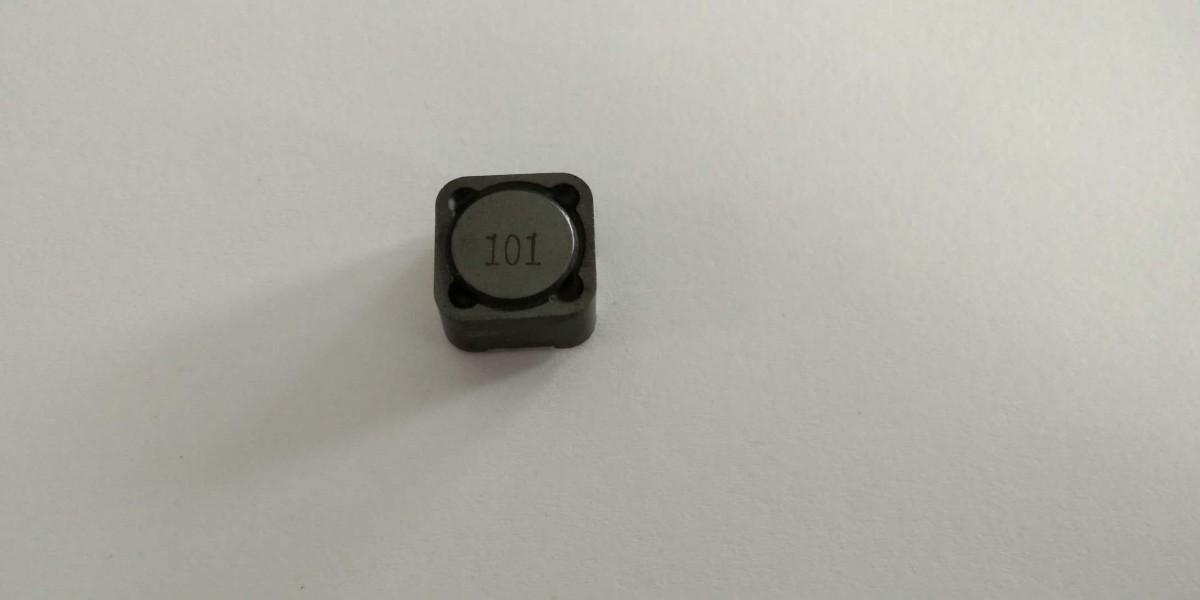 电磁线圈式贴片电感器功率的关键是原料骨架
