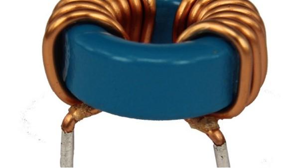 磁环电感的每伏匝数与铁芯的规格型号、品质相关
