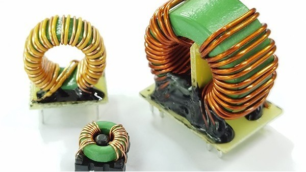 电感厂家浅谈电感器的结构组成