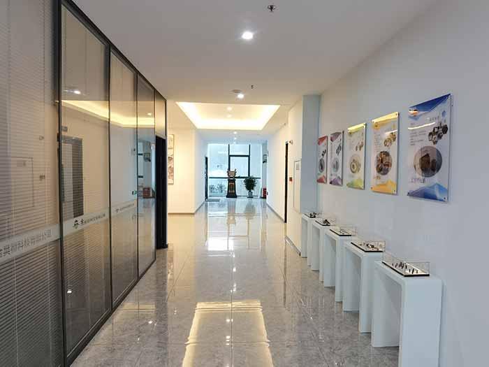 金昊德-办公室走廊
