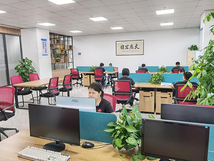 金昊德-办公环境一览