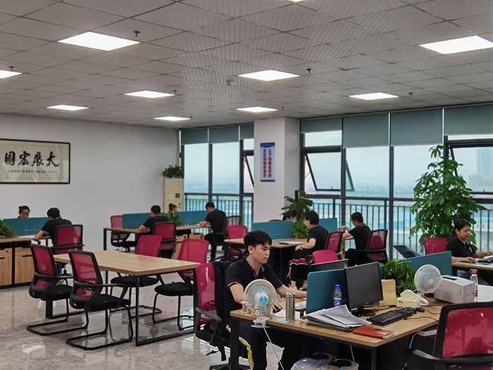 金昊德-办公环境实景