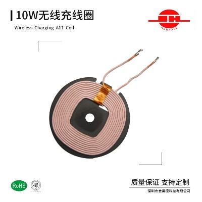 10W无线充线圈