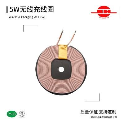 5W无线充线圈