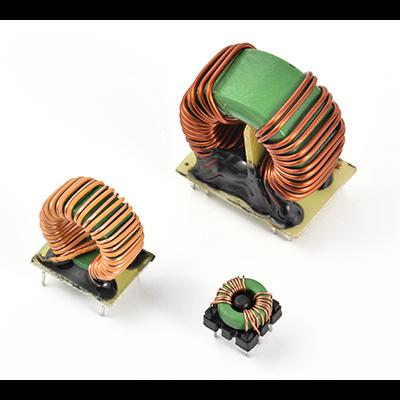 金昊德电感产品:锰锌磁环电感