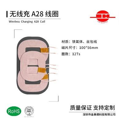 A28无线充线圈