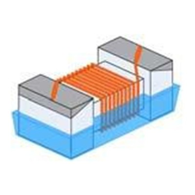 晶片绕线电感