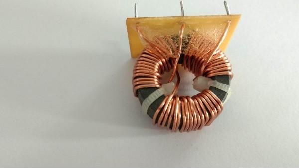 金昊德电感—常见的粉末铁芯种类