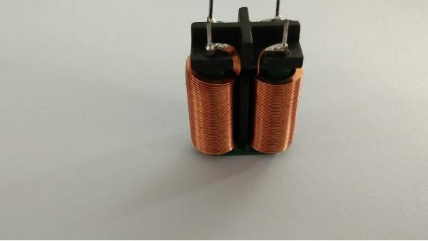 共模绕线电感的绕线方式
