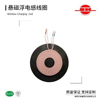 悬磁浮电感线圈