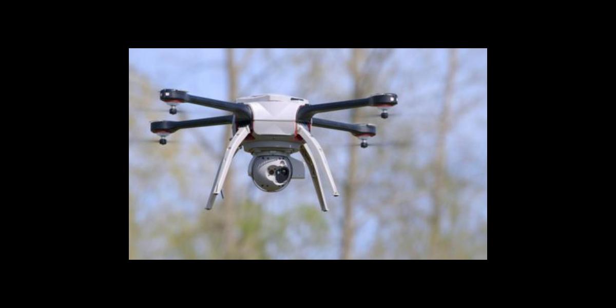 电感产品在无人机中的应用——金昊德定制电感