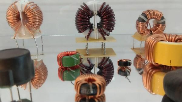 金昊德电感—电路中常用的电感线圈种类