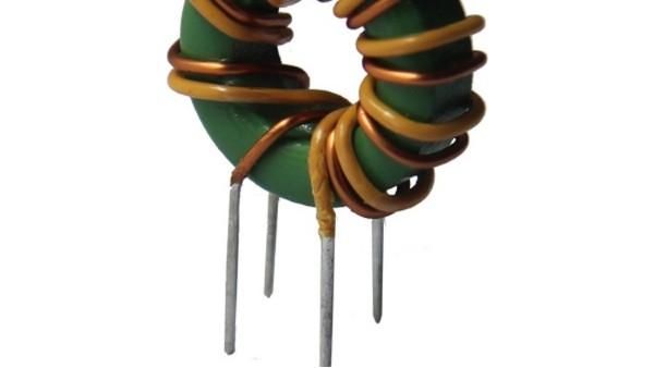 磁环电感管针的间距和线距可以定制吗?