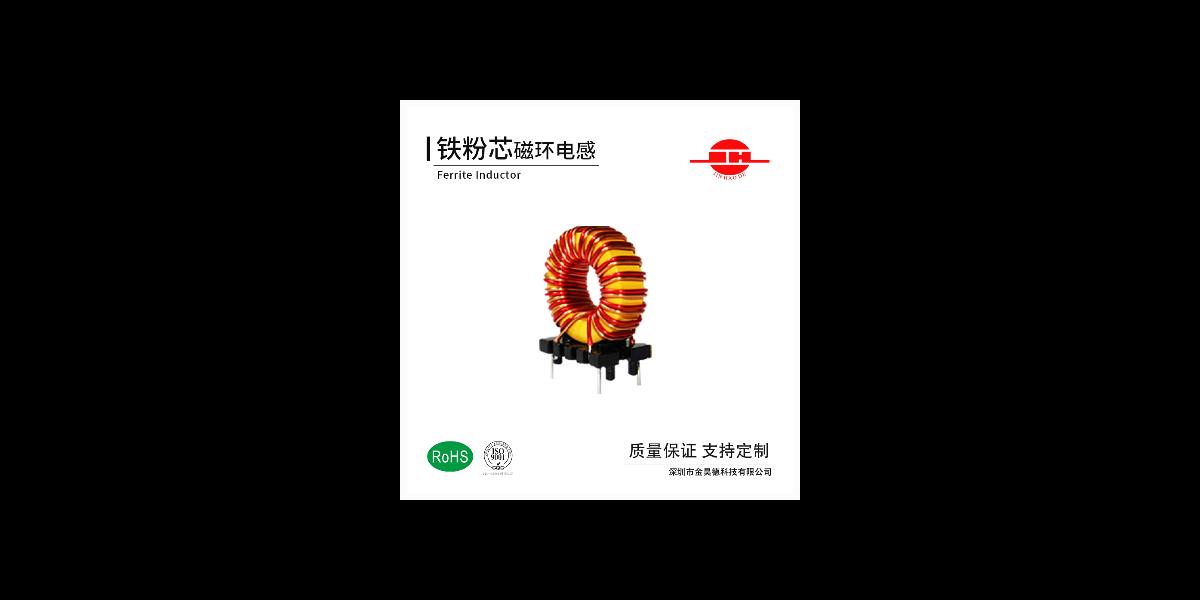 圈数多的共模环形电感绕制方法